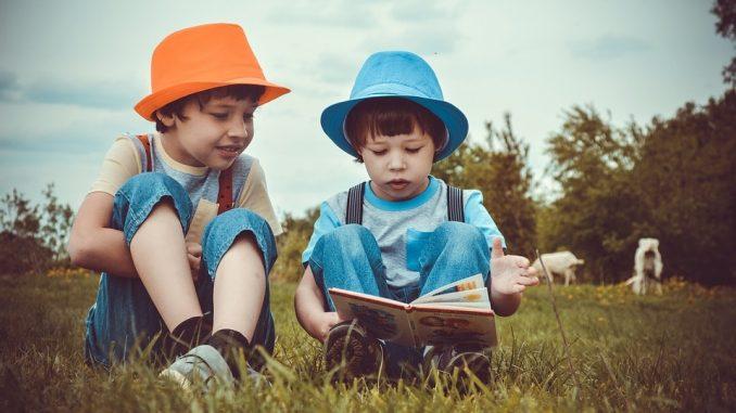 copiii si lectura
